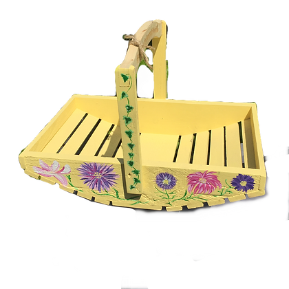 One of a Kind Large Trugs