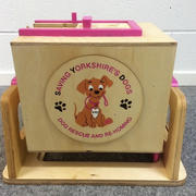 Tombola for Saving Yorkshire Dogs