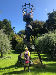 Lucy's Trip to Newby Hall