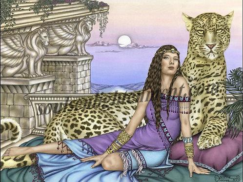 Dignity of the Babylonian Queen
