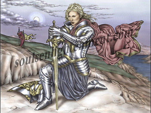 Joan of Arc, The Promise
