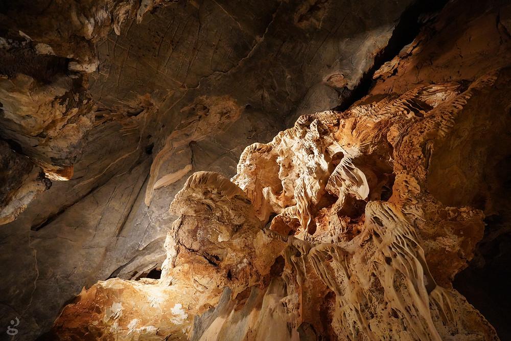 Trezkinn Cave formations Chillagoe-Mungana Caves National Park