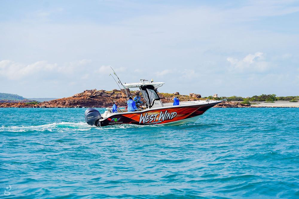 Sport Fishing Groote Eylandt