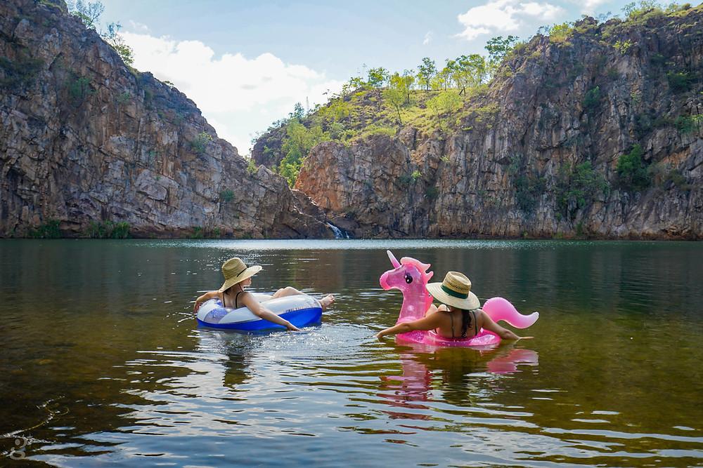Edith Falls Nitmiluk National Park NT