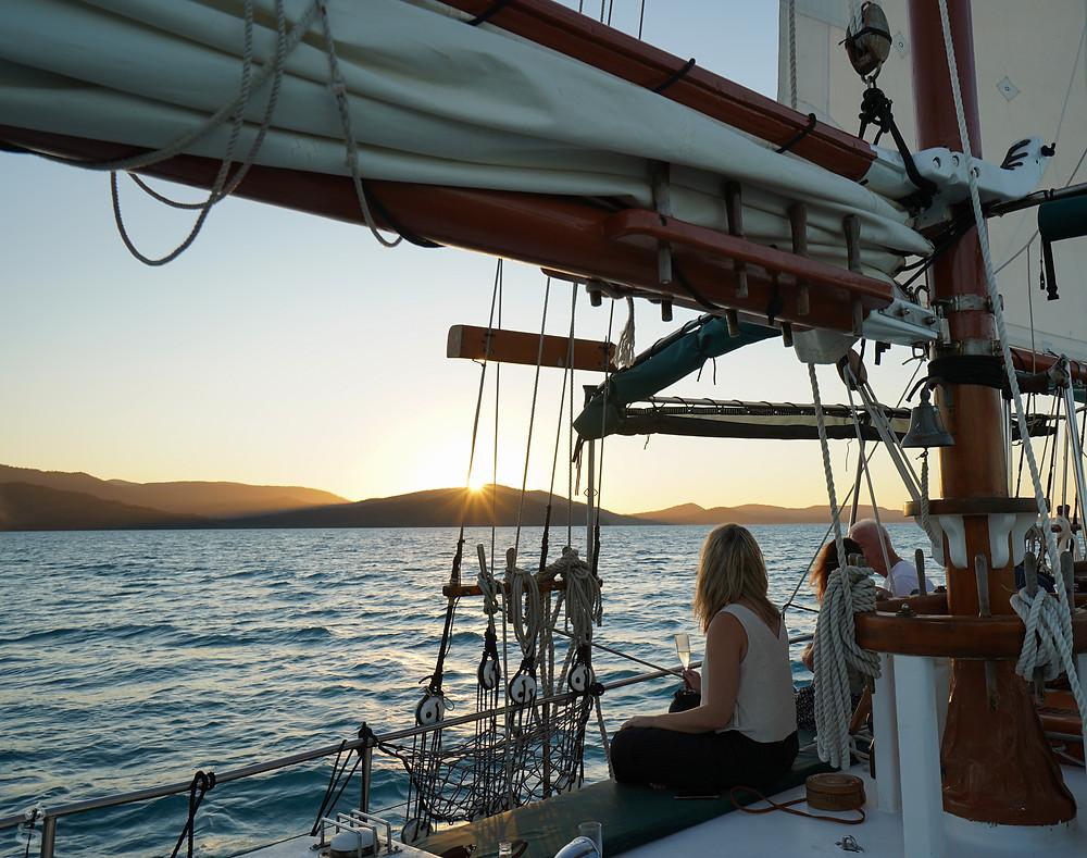 sunset cruise Providence