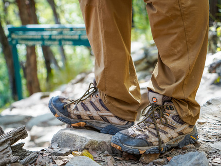 Merrell Moab – Hiking Boot Review