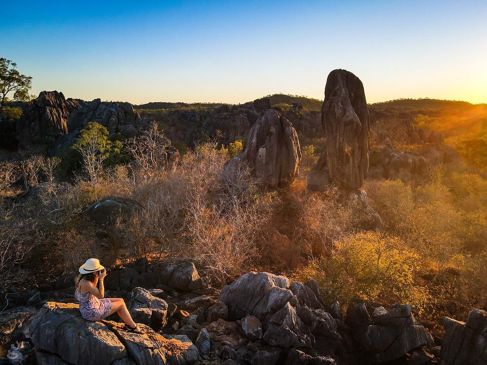 Balanced Rock Chillagoe Outback Queensland