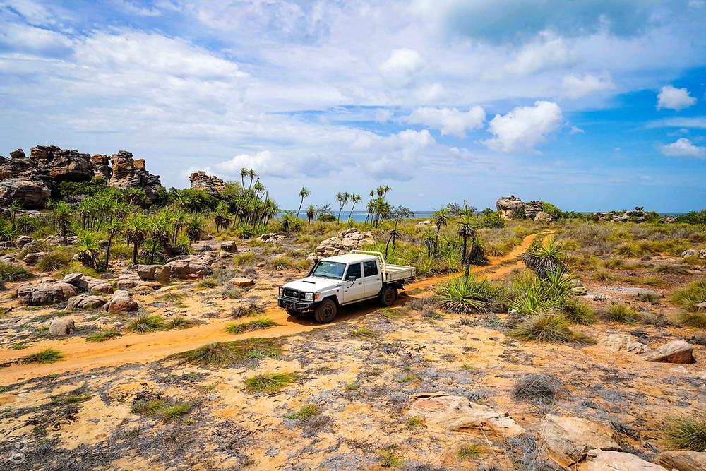 Groote Eylandt Lodge 4WD tour