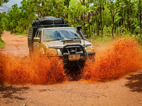 Nissan Navara Modifications - Affordable 4WD Modifications for an Outback Road Trip