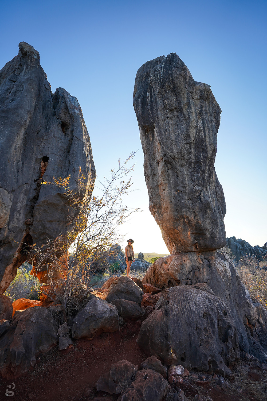 Balanced Rock Chillagoe