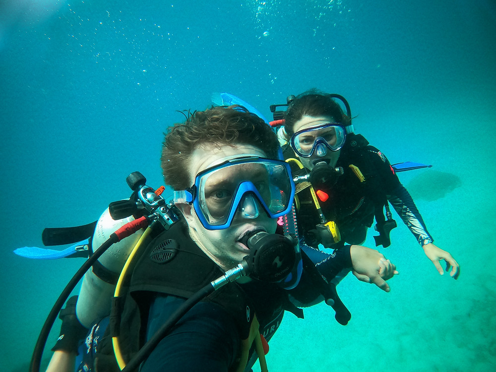 scuba best diving day tour from Cairns