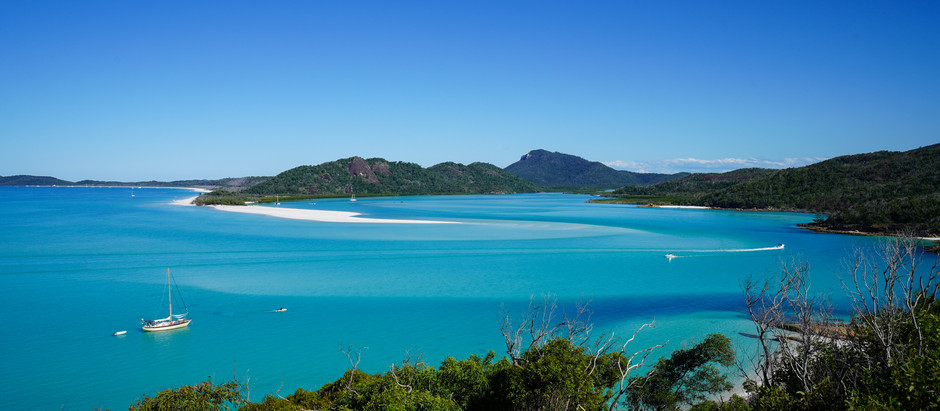 Day Trips in the Whitsundays