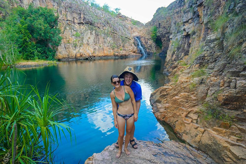 Maguk Waterfall Kakadu