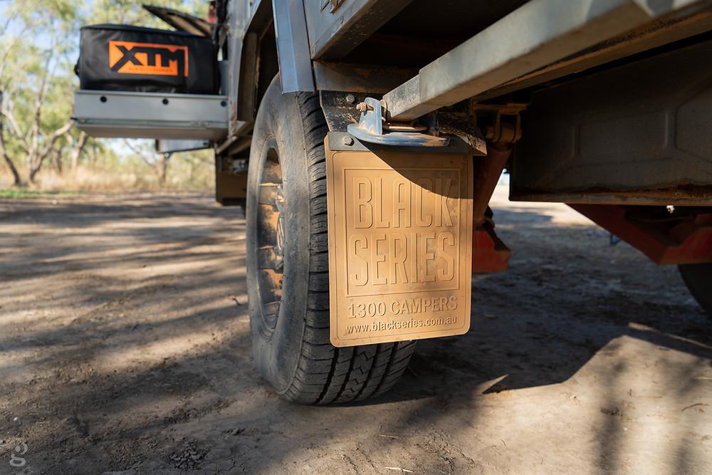 Black Series Dominator offroad camper trailer XTM