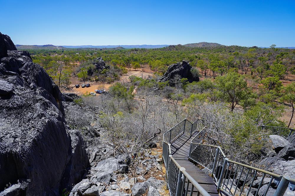 Trezkinn Cave lookout Chillagoe-Mungana Caves National Park