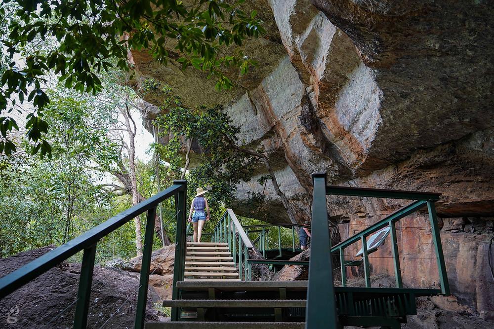 Nourlangie trail 3 days in Kakadu National Park