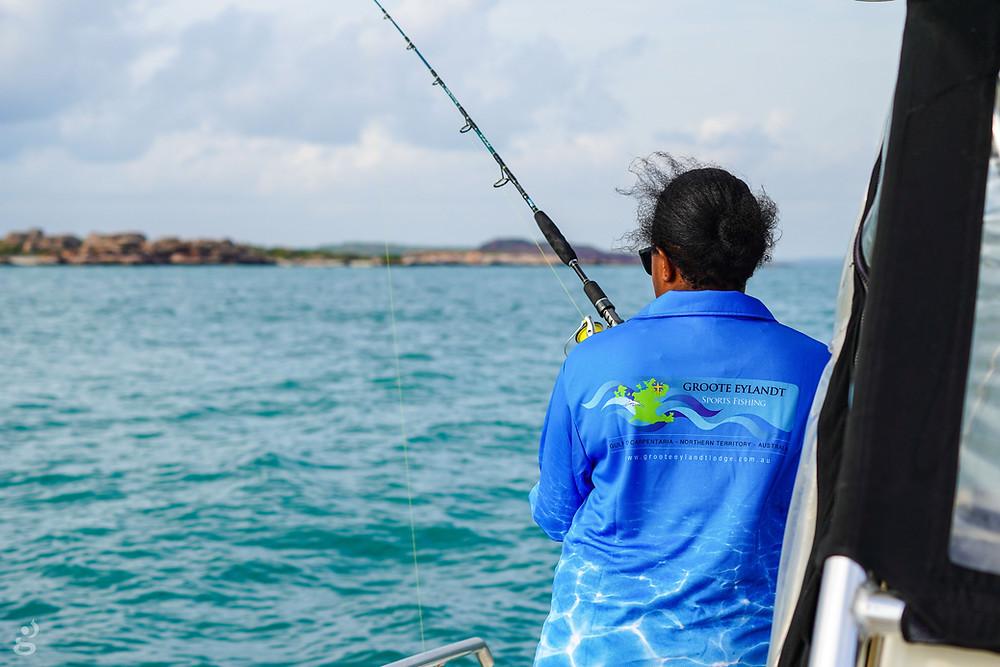 Groote Eylandt Sport Fishing trip