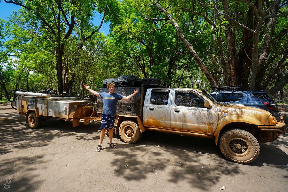 4WDing 3 days in Kakadu National Park