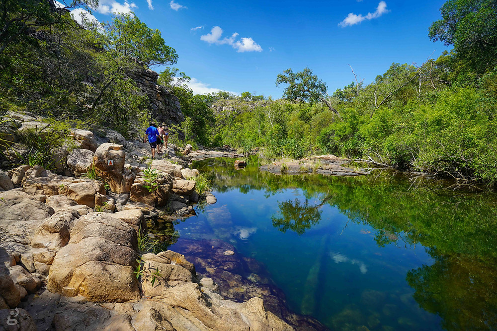 hike to Maguk 3 days in Kakadu National Park