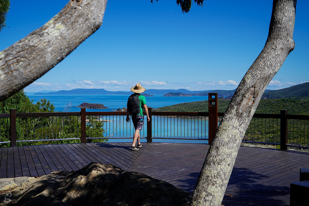 South Whitehaven lookout Day Trips in the Whitsundays