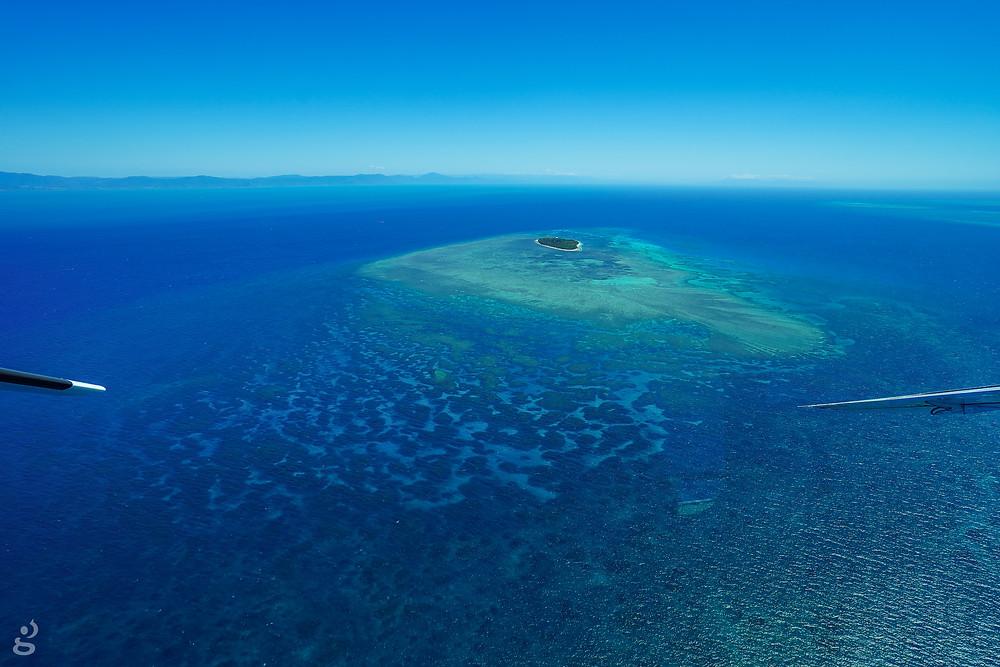 Cairns scenic flight