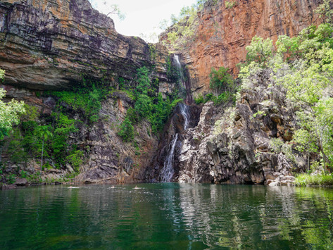 Chasing Waterfalls in Litchfield National Park