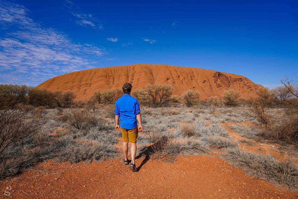 Visiting Uluru-Kata Tjuta National Park in the Red Centre