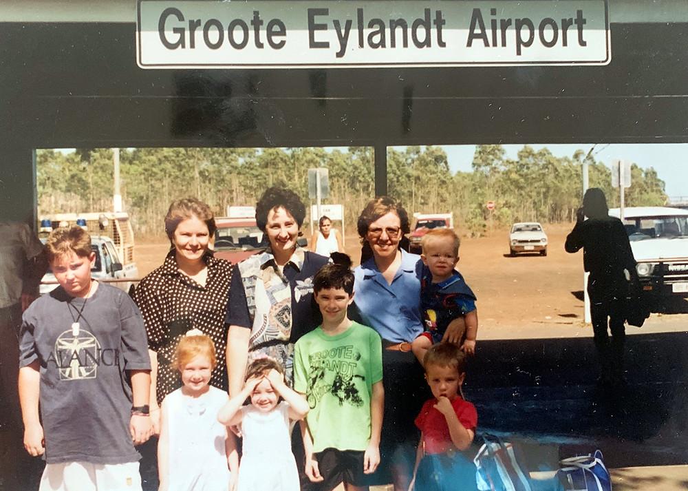 Groote Eylandt Airport 1993