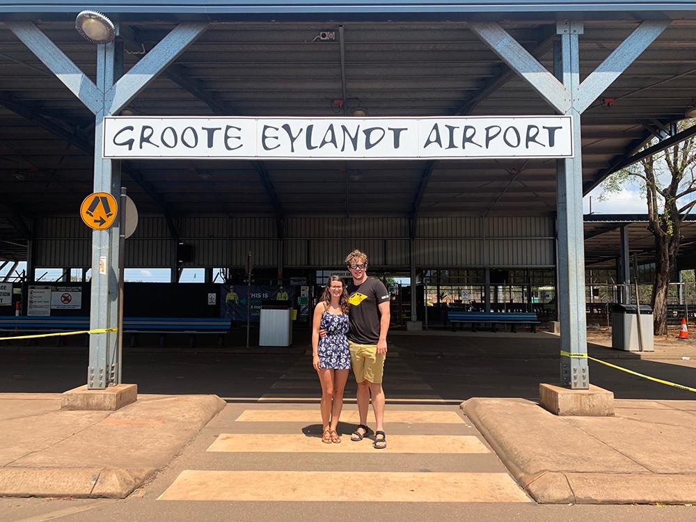 Groote Eylandt Airport 2020