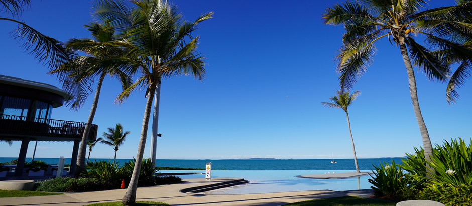 An Unexpected Visit to Yeppoon
