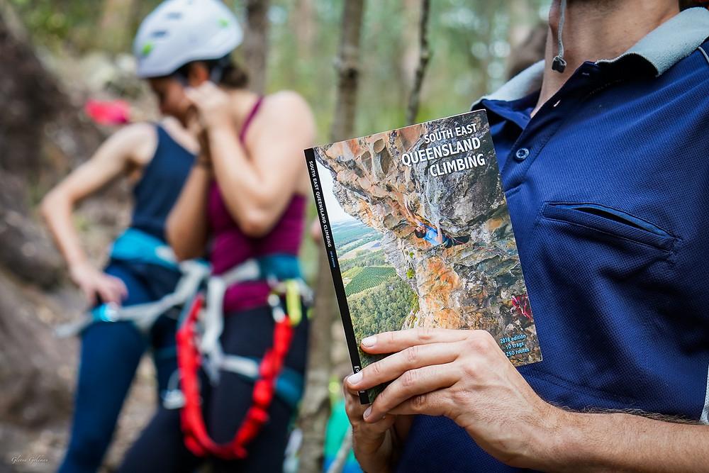 rock climbing Andromeda Ngungun Queensland