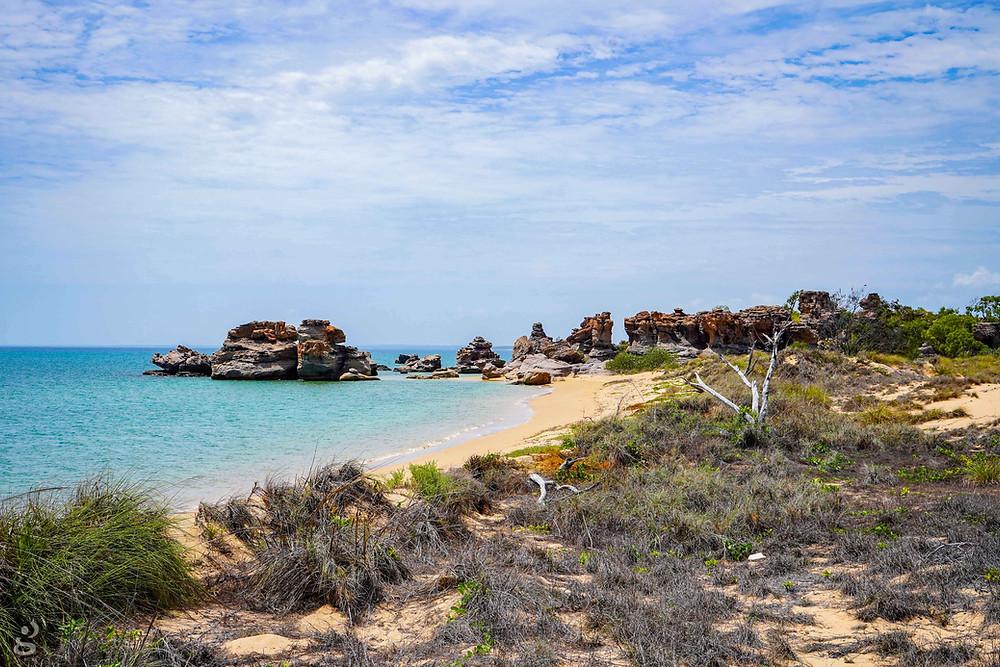 Groote Eylandt beach