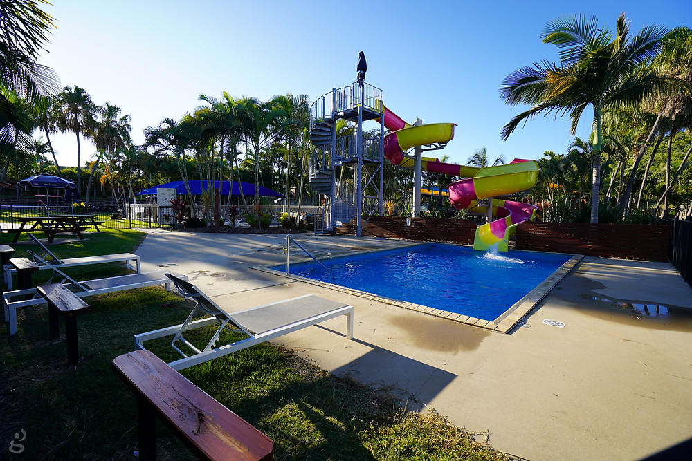 NRMA Capricorn Yeppoon Holiday Park swimming pool