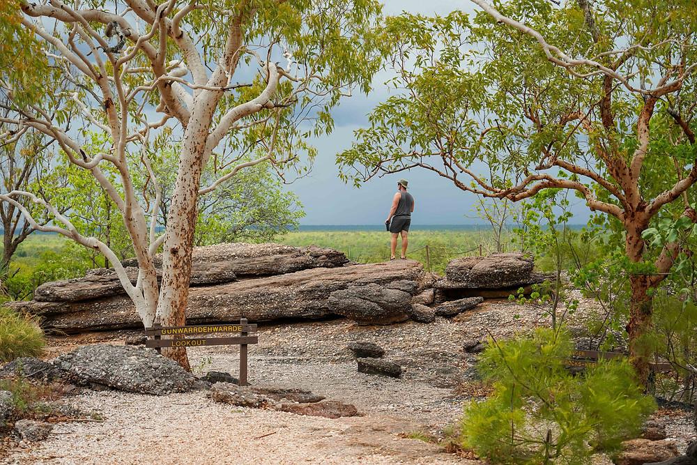 Nourlangie lookout 3 days in Kakadu National Park