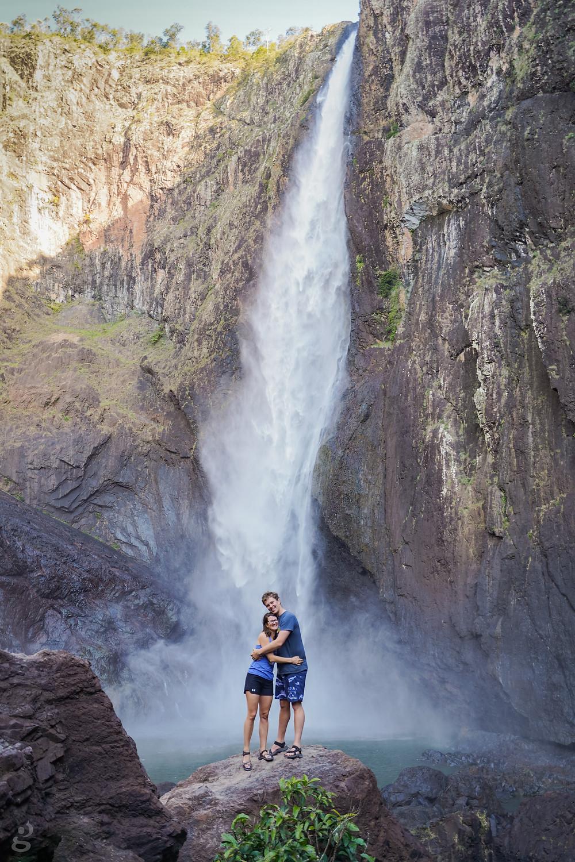 Wallaman Falls photo spot