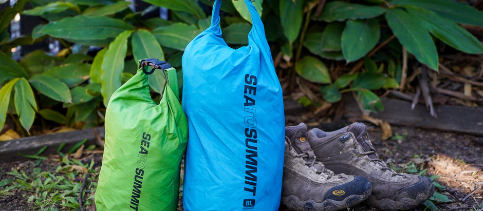Sea to Summit Dry Bags - Lightweight vs Ultra Sil