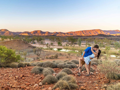 An Outback Proposal