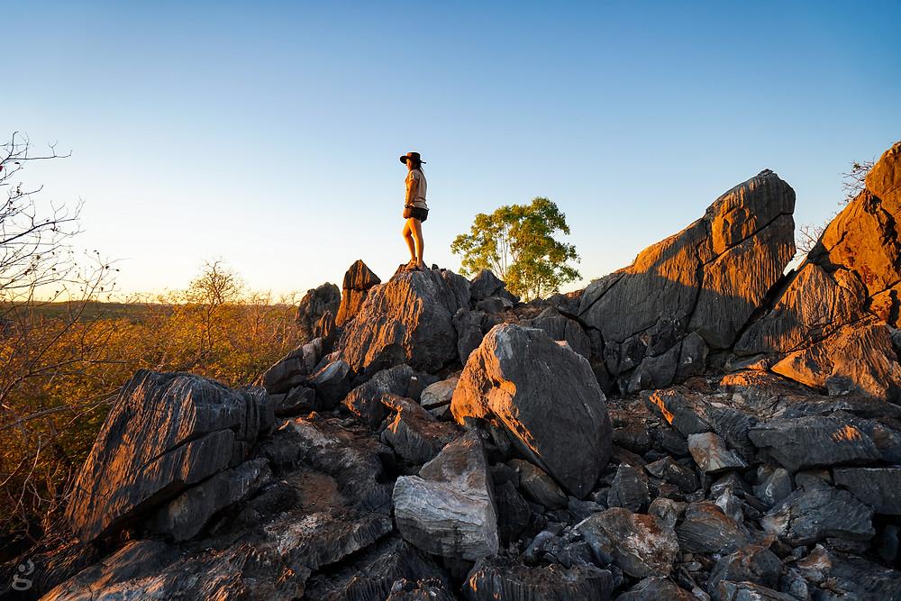hiking in Chillagoe-Mungana Caves National Park