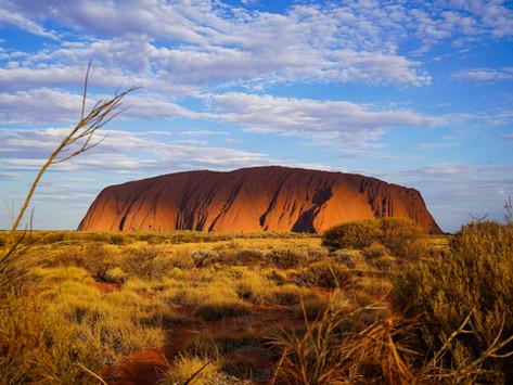 Visiting Uluru-Kata Tjuta National Park