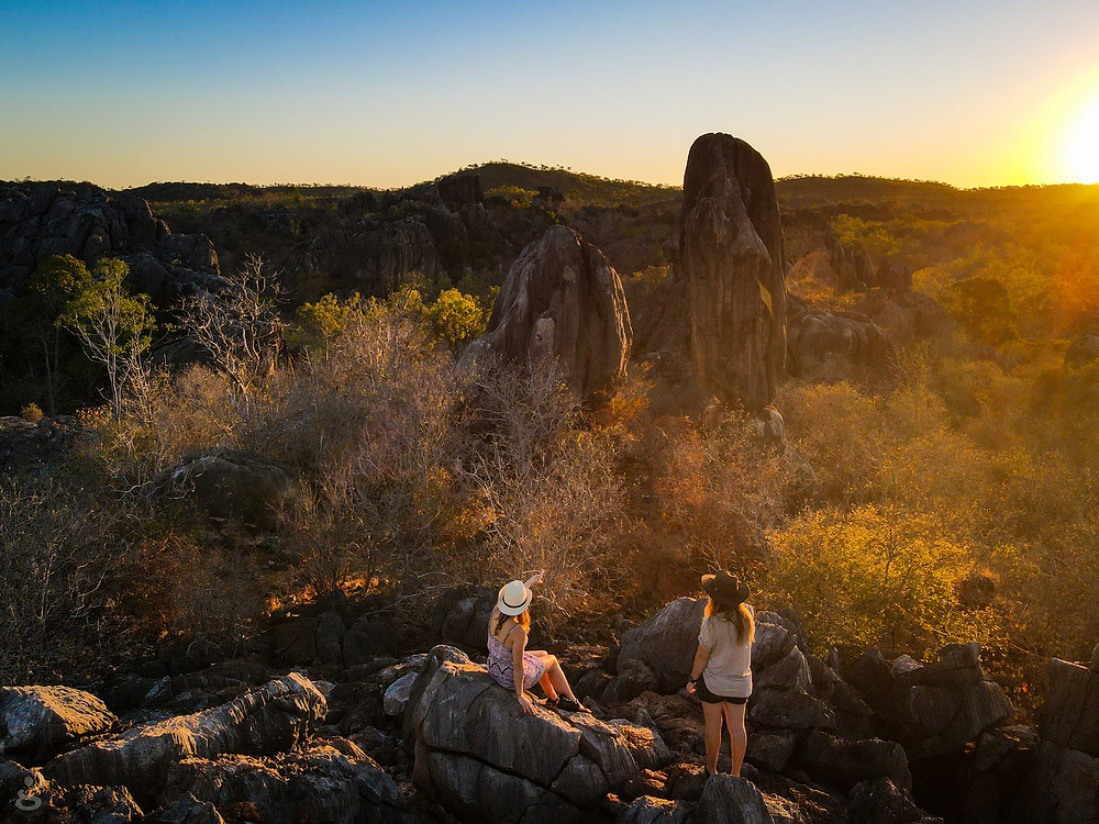Chillagoe-Mungana Caves National Park Outback Queensland