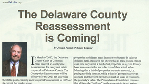 Check our Attorney O'Brien's Featured Article this Month in the Delco ReView Magazine