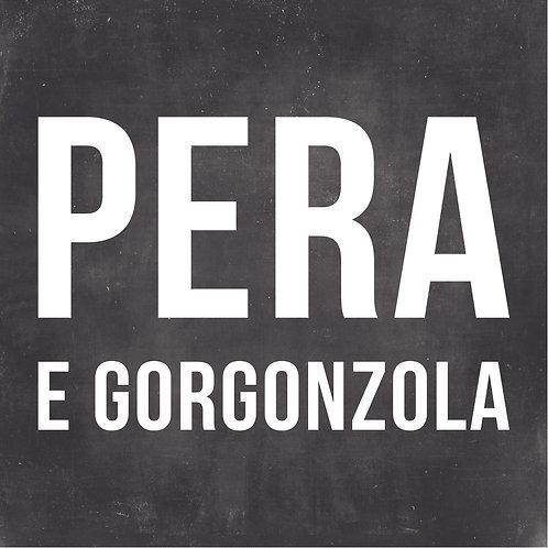 PERA E GORGONZOLA 20cm