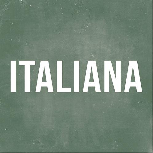 ITALIANA 30cm