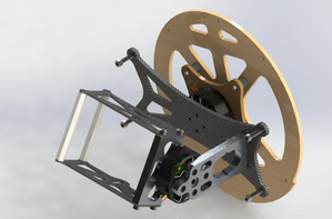 Gimbal for Theseus