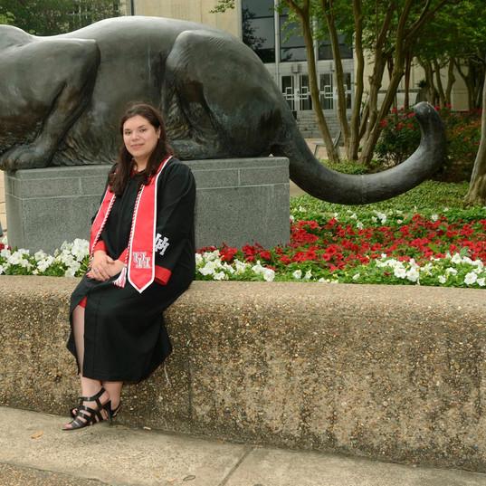 Marissa Villarreal - Master Desgree Library Science