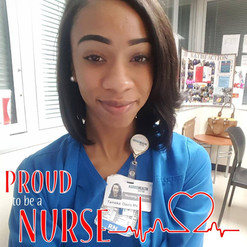 Tameka Davis - HBU Registered Nurse