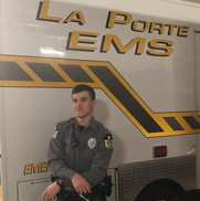 Jakob Creed - EMT/Paramedic