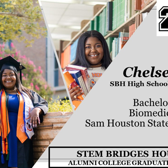 College Graduate Highlights - Chelsea Pa