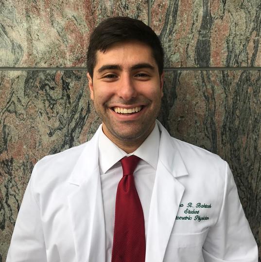 Borna Baktash - NSU Medical Student