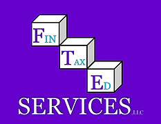 FINTAXED Services Logo Design 1- Abbrevi